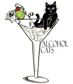 Alcohol Cats logo