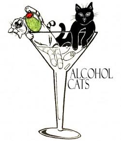 Alcohol Cats logo